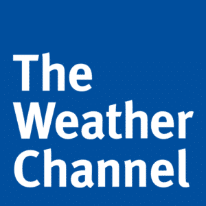 the weather channel app logo