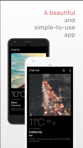today weather app