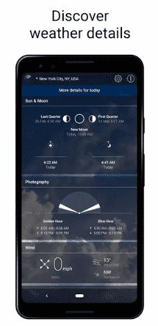 weather live app