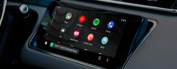 Android Auto tests out new Google Assistant designs
