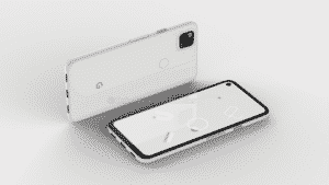 Renders of the Pixel 4a reveal a good mix old and new designs