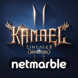 Best MMORPGs for Android - Lineage 2 Revolution Logo