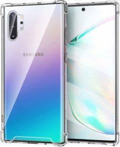 Best Samsung Galaxy Note 10 Plus Phone Case - MoKo Clear