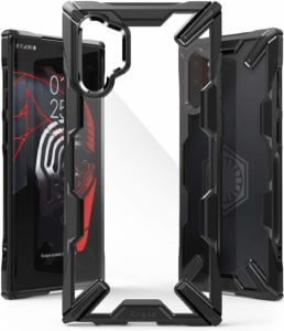 Best Samsung Galaxy Note 10 Plus Phone Case - Ringke Fusion X