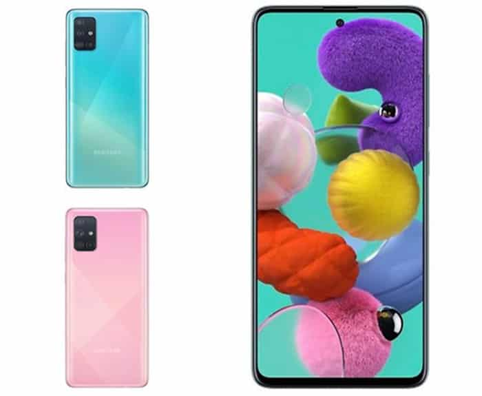 Best Samsung Phones in 2020 - Samsung Galaxy A51