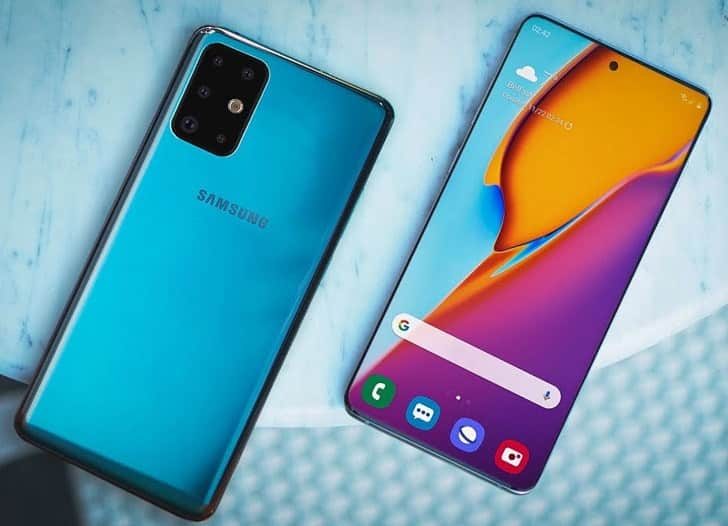 Best Samsung Phones in 2020 - Samsung Galaxy S11
