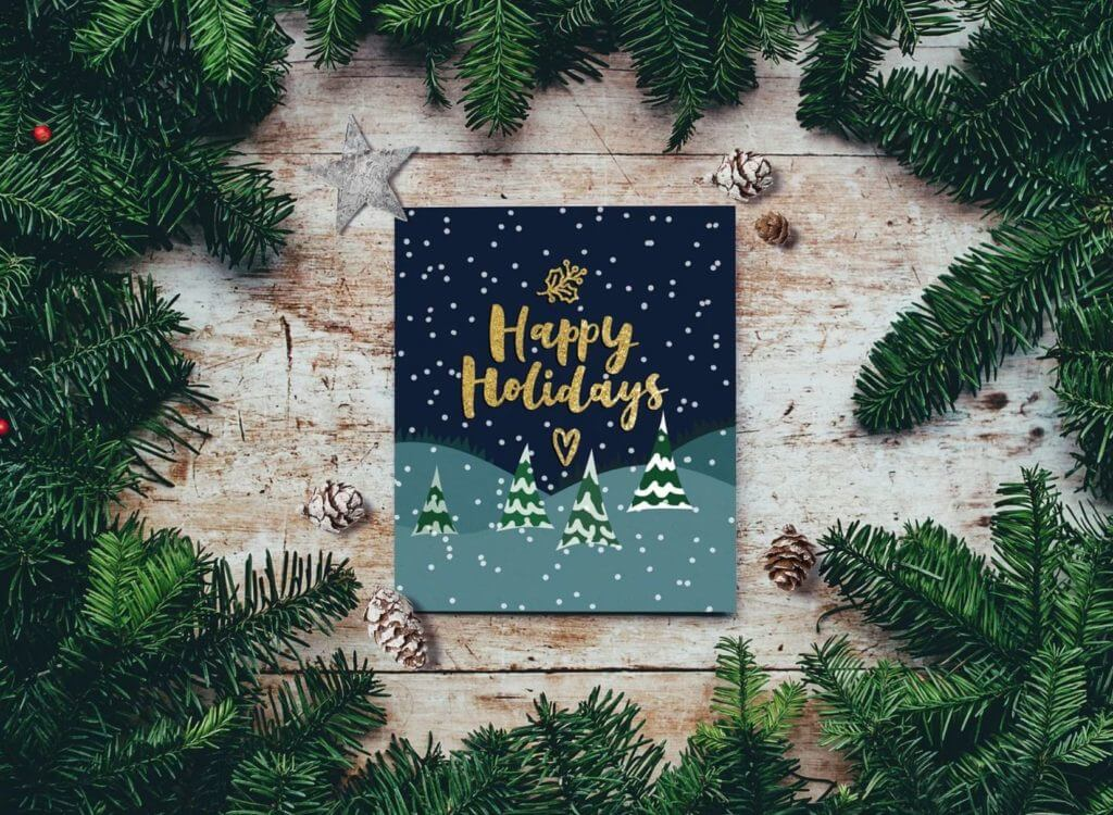 Christmas Greeting Apps – Give Love through Warming Messages!