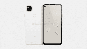 Pixel 4a: renders show a mix of old and new designs with an affordable price tag
