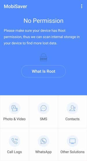 How to Recover Deleted Photos from SD Card - EaseUS MobiSaver Step 2