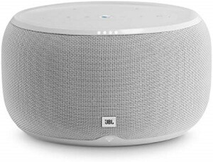 google home compatible speakers: JBL Link 500