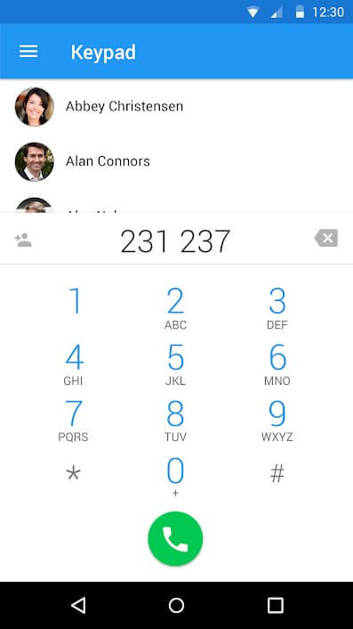Best Voicemail Apps for Android - Ooma Contacts