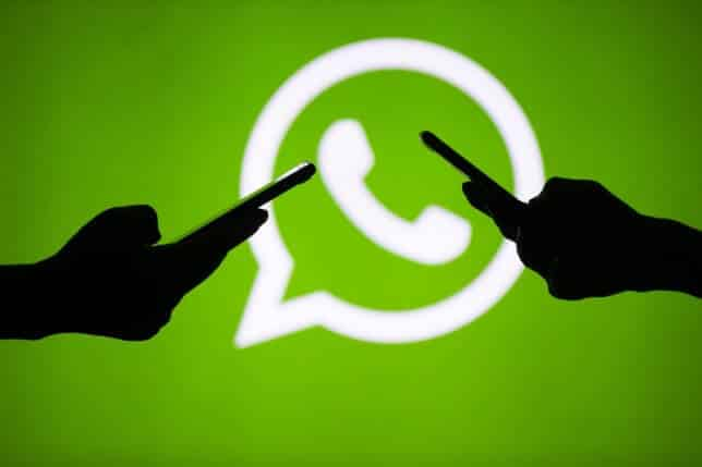 Battery-saving feature for WhatsApp Android