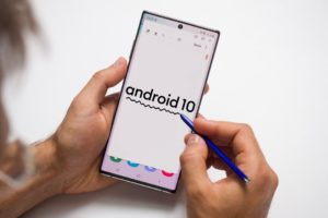 Galaxy S10 and Note 10 users in Germany started to notice the update notification