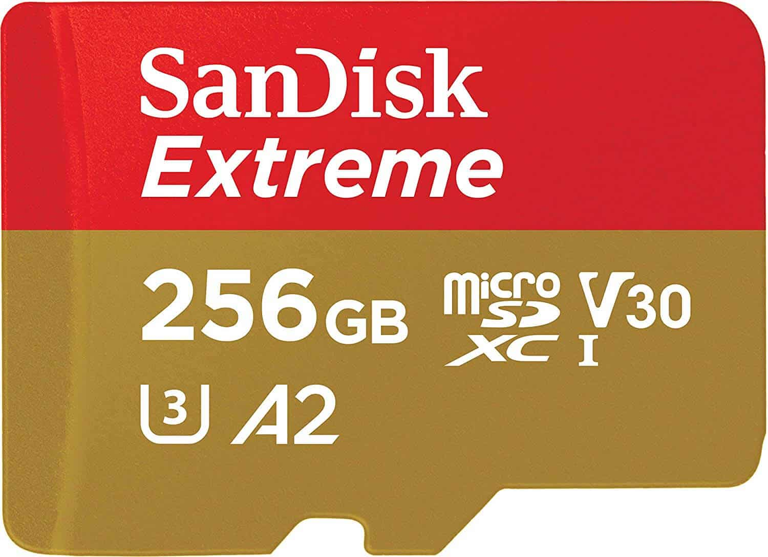 Best SD Cards for Samsung Galaxy S10 - SanDisk Extreme MicroSDXC