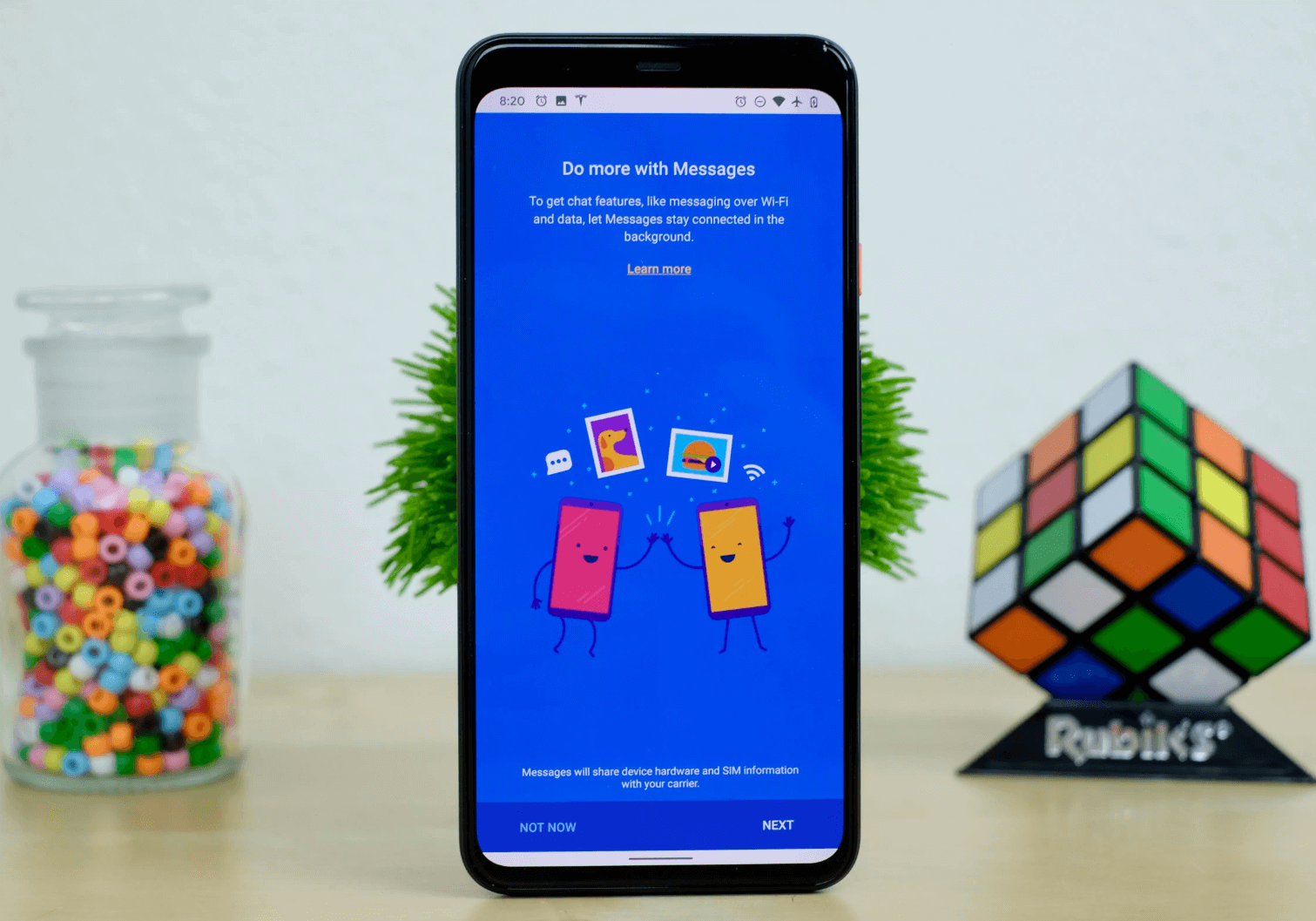 RCS Messaging now available to every Android phone
