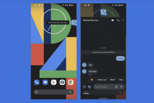 'Floating Bubbles' notification coming to Android