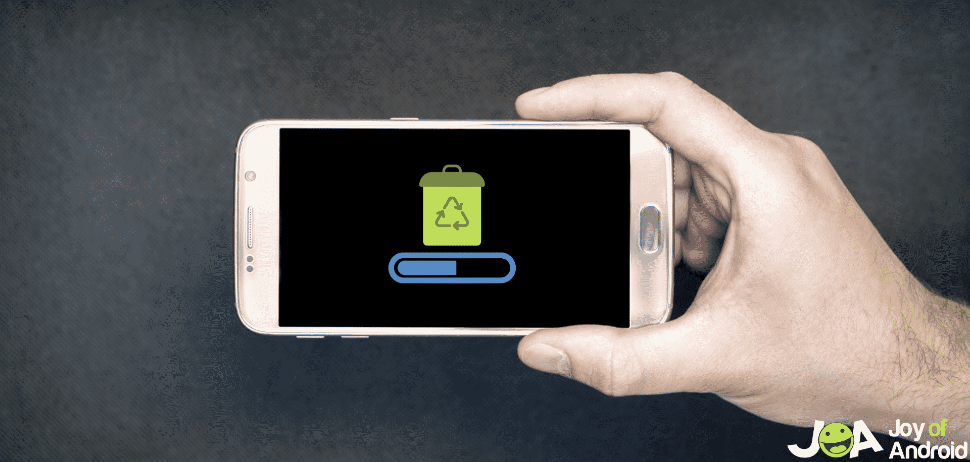 How to Empty Trash on Android Phones