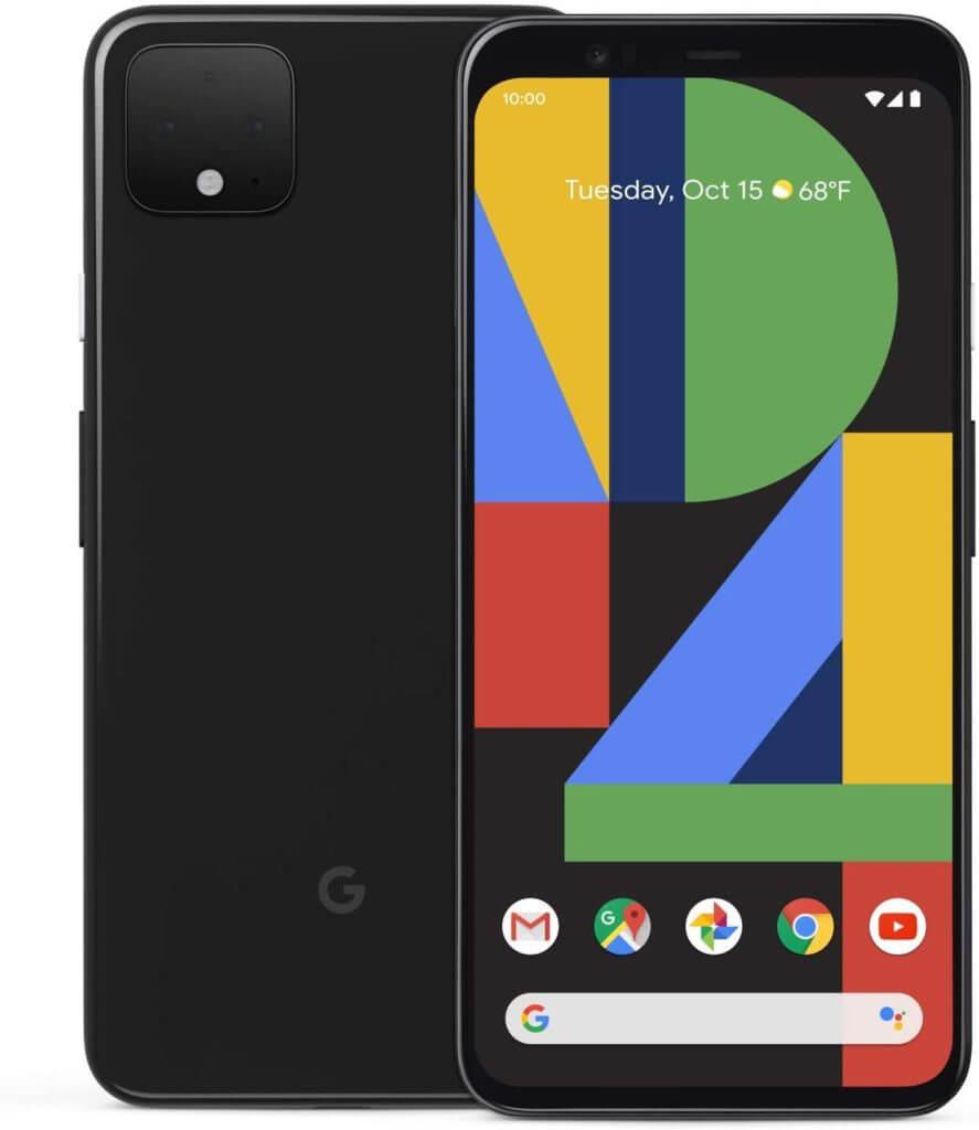 Best Phones for Business - Google Pixel 4 XL