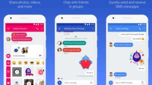 Android texting has now made more fun with the new RCS Messaging app