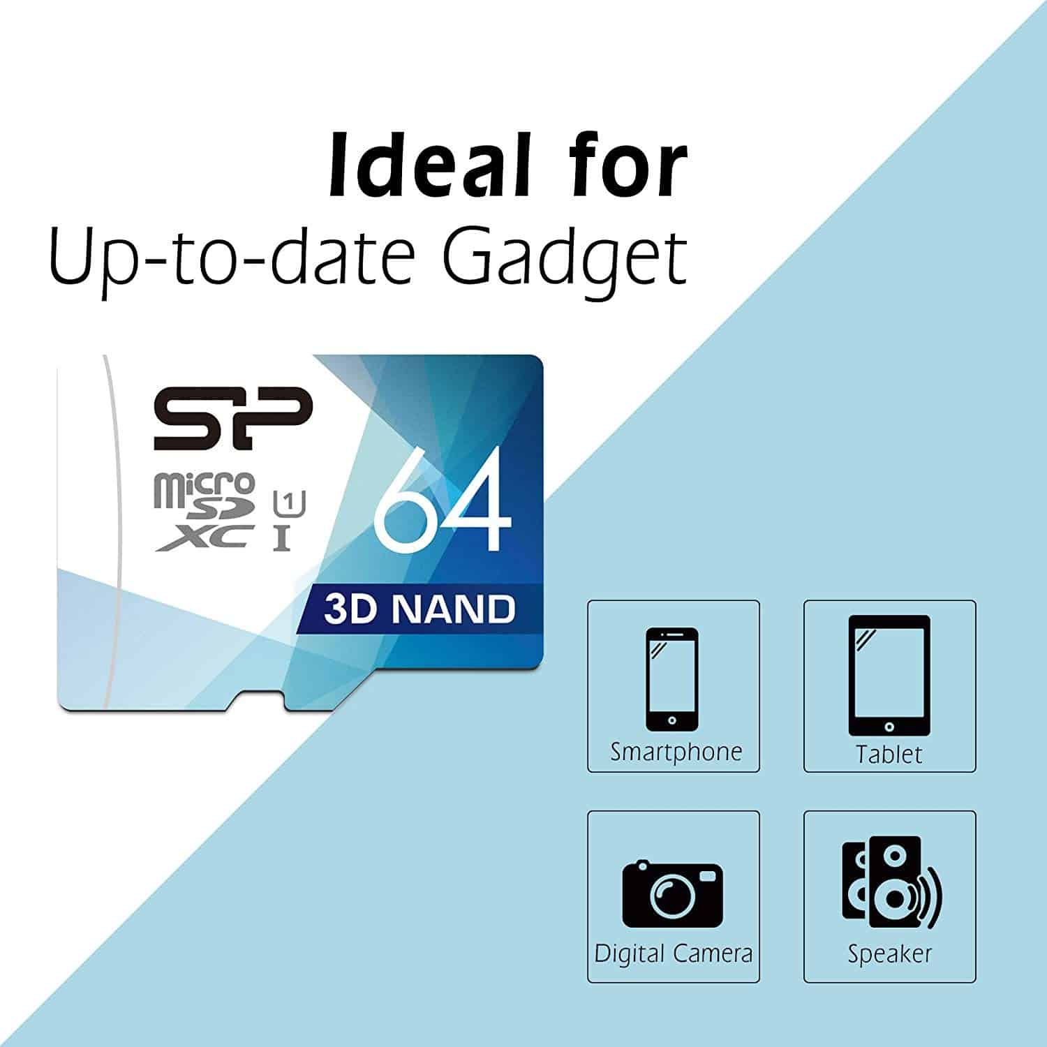 Silicon Power MicroSD Compatible Devices