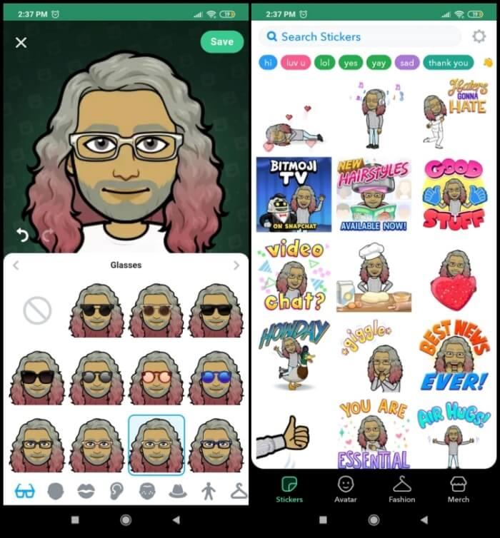 Best Animoji Apps for Android - Bitmoji