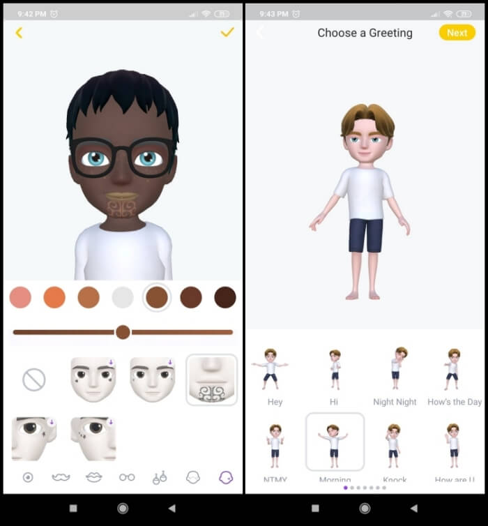 Best Animoji Apps for Android - Boo