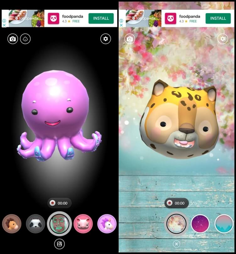 Best Animoji Apps for Android - EMOJI Face Recorder