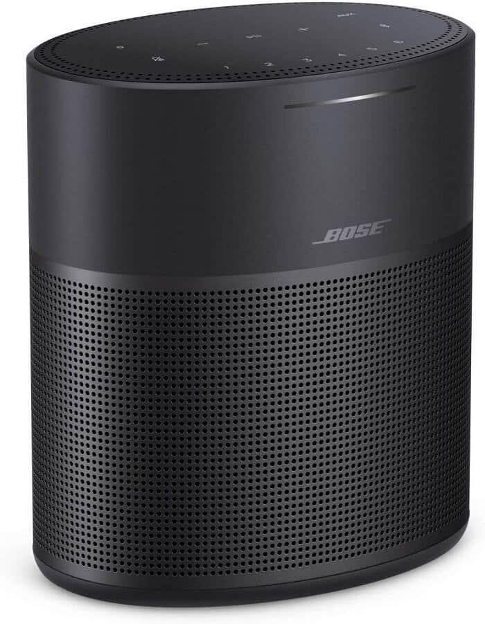 google home compatible speakers: bose home speaker 300