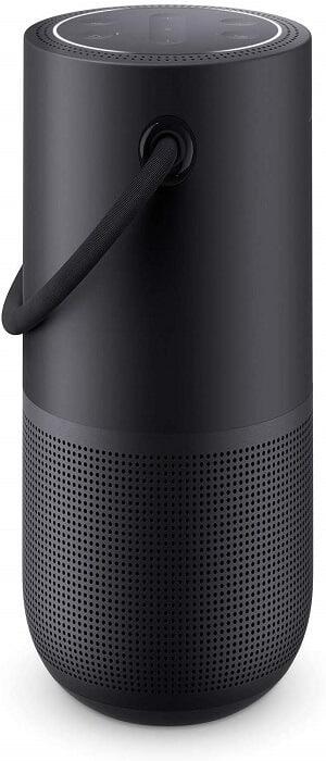 google home compatible speakers: bose portable home speaker