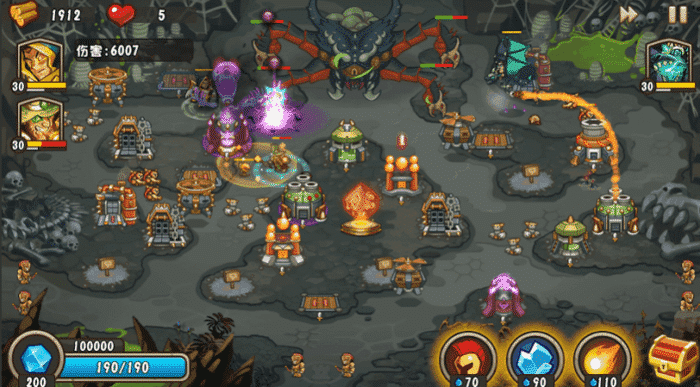 castle defense 2 tower defense game for android