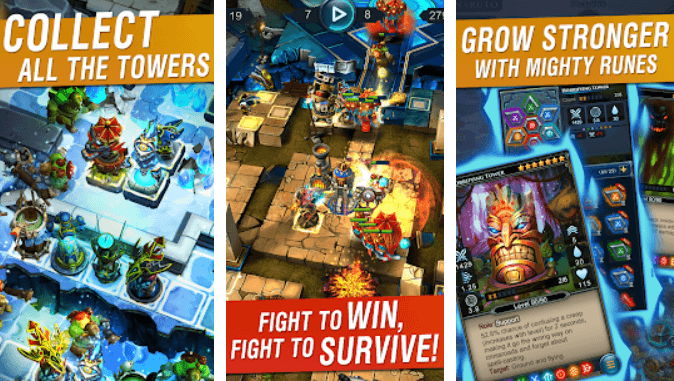 defenders 2 tower defense game for android