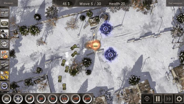 defense zone 3 hd tower defense game