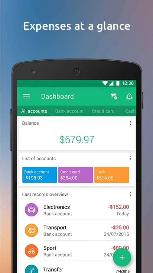 Wallet on Android