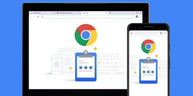 Google Chrome 79 Password Protection feature