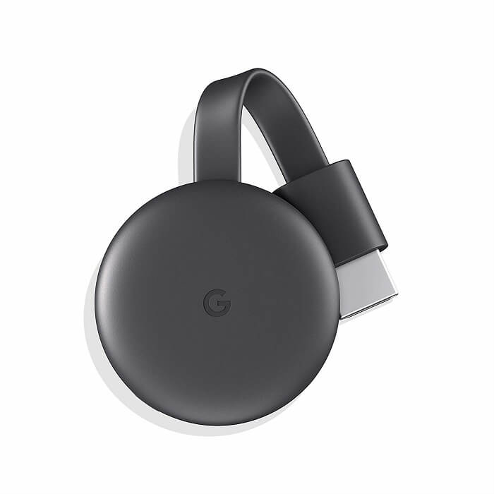Best Google Home Compatible TV: Google Chromecast