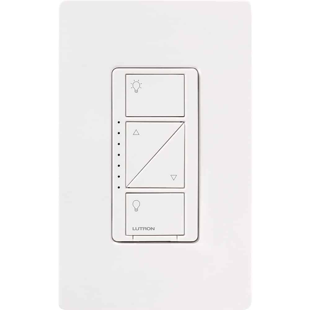 Lutron Caseta Smart Home Dimmer switch