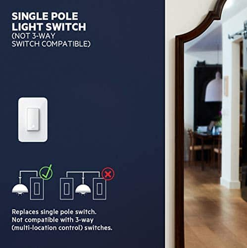 Electrical Requirements for WeMo Smart Switch