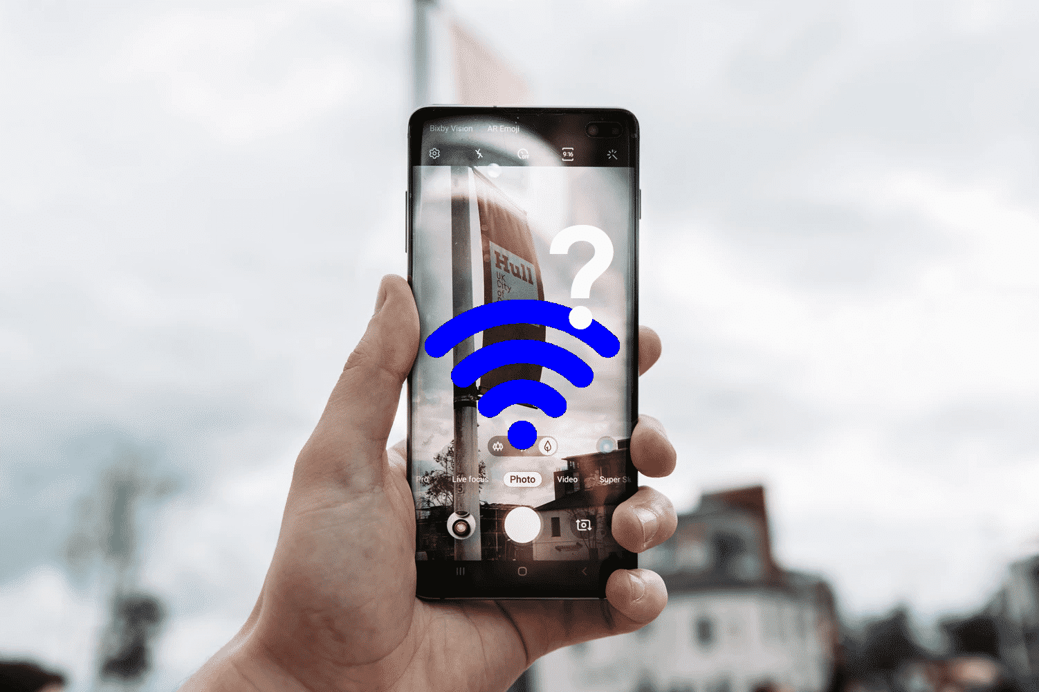 Samsung Galaxy S10 Wifi Problem