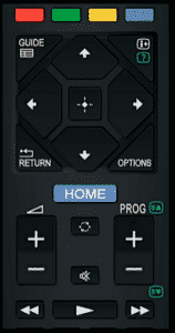 ir remote control for sony