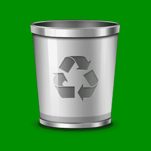 app to empty trash on android