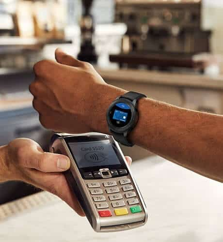 samsung galaxy active2 payment