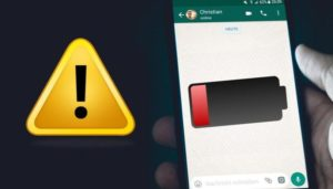 WhatsApp has a reputation of a battery drainer, but a recent update will address just that