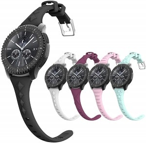 Samsung Gear S3 Classic Watch Bands: HALLEAST Watch Band