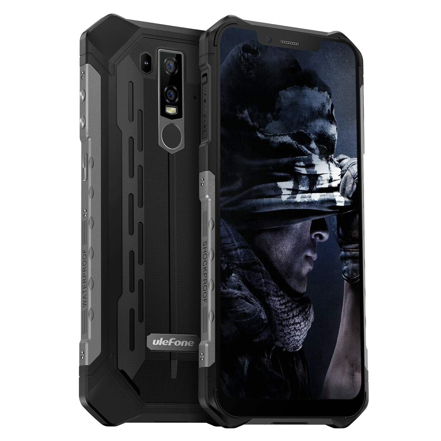 Best Phones for Outdoor Travel - Ulefone Armor 6E