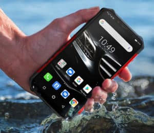 Best Phones for Outdoor Travel - Ulefone Armor 6E Smartphone