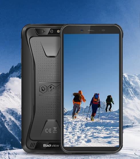 Best Phones for Outdoor Travel - Blackview BV5500 Pro