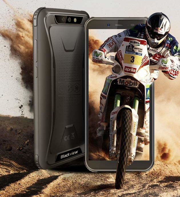 Best Phones for Outdoor Travel - Blackview BV5500 Pro Features