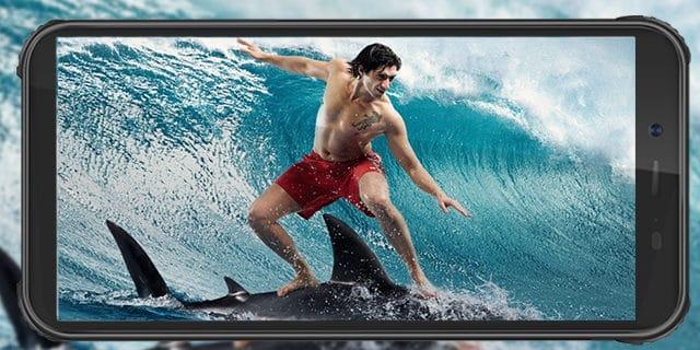 Best Phones for Outdoor Travel - Blackview BV5500 Pro Cameras