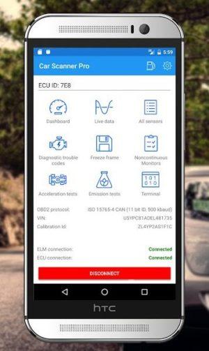 Best Car Diagnostic Apps for Android - Car Scanner