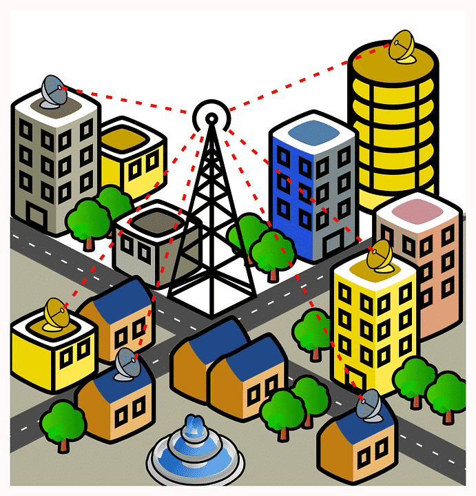 Cell Phone Signal Booster at Home